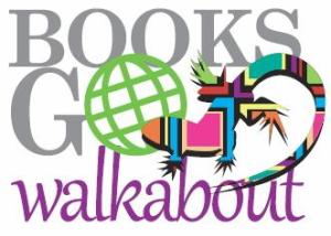 BooksGoWalkabout Logo